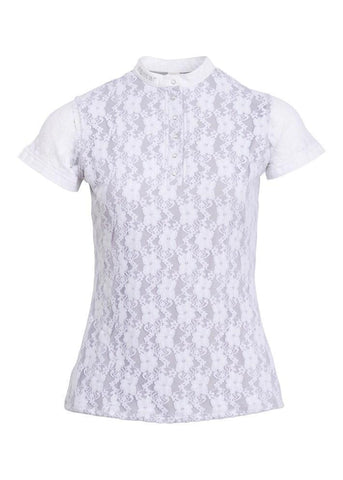 Montar Amelia Competition Shirt Lace Style