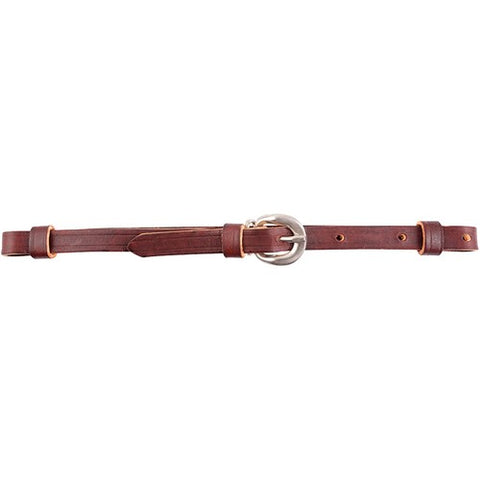 Martin Latigo Leather Curb Strap