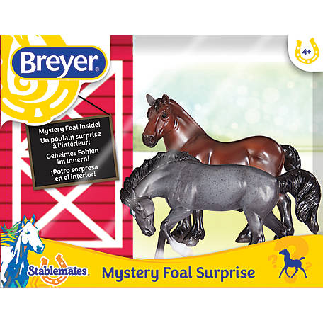 Breyer®  Small Mystery Foal Surprise Assorted