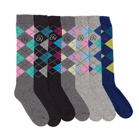 Ovation Women's Tech Riding Knee Sock