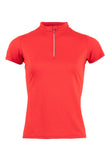 Montar Melanie Logo Back Vertical Polo