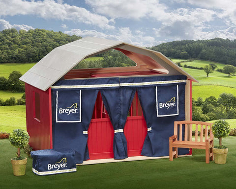 BREYER® SHOW STABLE ACCESSORIES