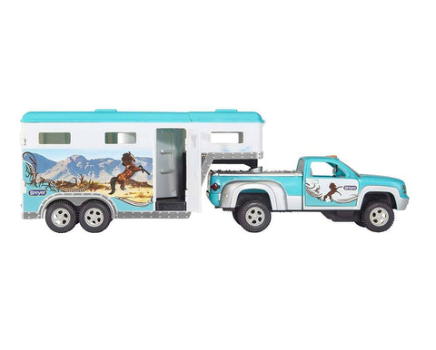 Breyer® Truck And Gooseneck Trailer