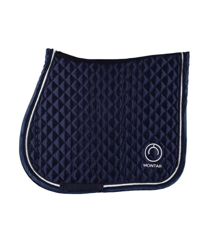 Montar Satin Saddle Pad Logo Jump