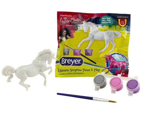 Breyer® Unicorn Surprise Paint & Play Blind Bag