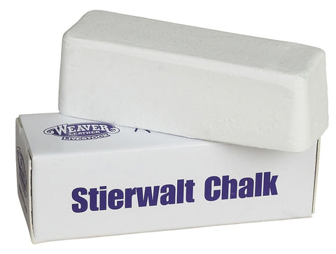 Weaver Grooming Chalk-White