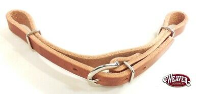 Weaver Harness Leather Curb Strap
