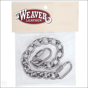 Weaver Safety Snap Curb Chain