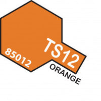 Tamiya TS-12 T85012 Orange