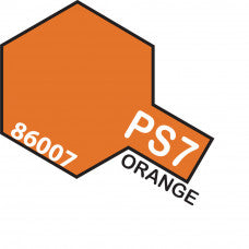 Tamiya PS-07 T86007 Orange