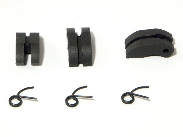 HPI 87151 PTFE CLUTCH SHOE/SPRING SET (3pcs/ea.)