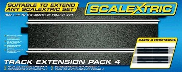 Scalextric C8526 Track extension Pack (pack 4)