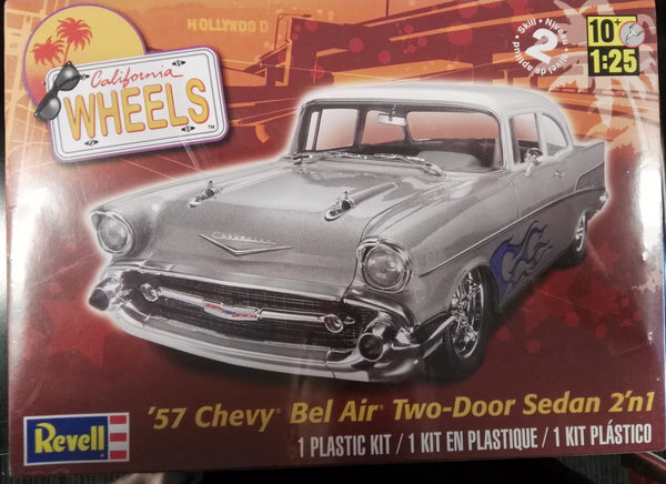 Revell 57 Chevy Bel Air 2 Door Sedan