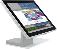 Load image into Gallery viewer, Plum Station POS (White) with 2x20 Customer Display