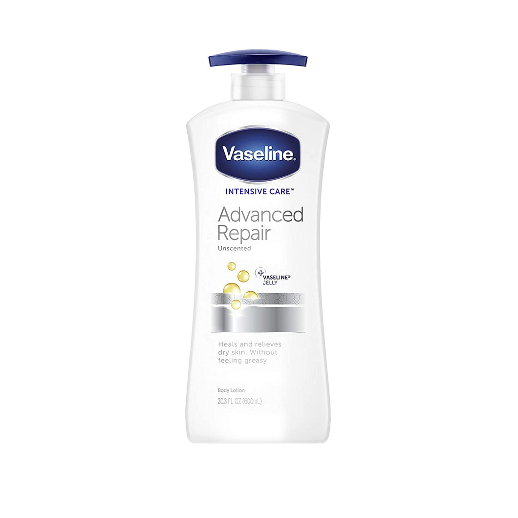 VASELINE ADVANCED REPAIR 600mL