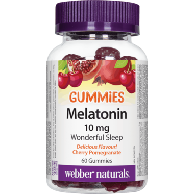 MELATONIN 10MG 60 GUMMIES
