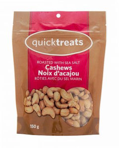 ROASTED CASHEWS 150GM