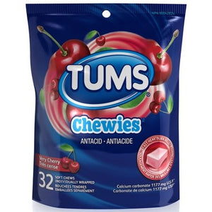 TUMS CHEWIES 32 SOFT CHEWS