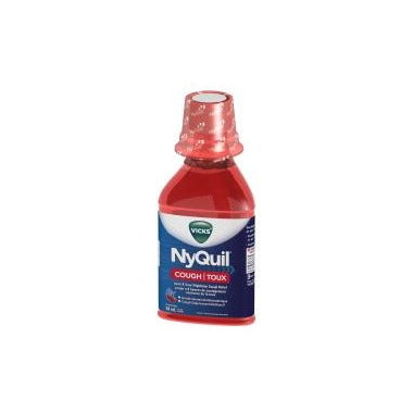 NYQUIL COUGH SUPPRESSING SYRUP 354mL