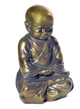 Asia Monk Antique Gold L29W26H43