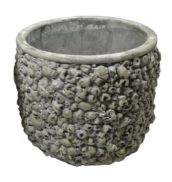 Ace Barnacle Egg Pot D18H15