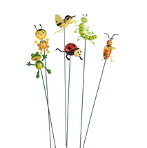 Gardenstick Animal Happy 6S Assorted L12W5H60