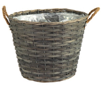 Bobs Chip Basket Potato Grey D19H16