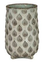 Bliss Vase Light Grey D17H27