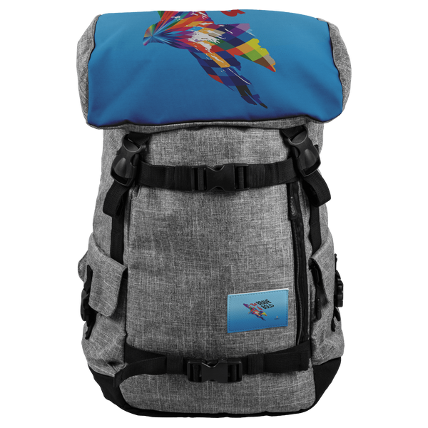 Backpack backpack Be Brave & Bold | Penryn Backpack teelaunch