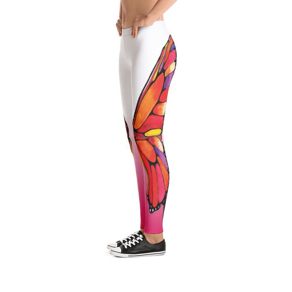 Butterfly Wings, Warm Colors | Leggings Kadance Shop