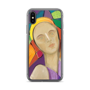 iPhone X/XS Eva model iPhone Case Kadance Shop