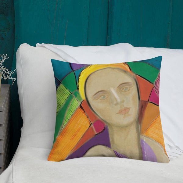 Eva model Premium Pillow Kadance Shop