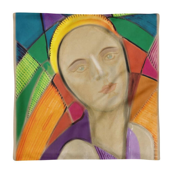 18×18 Eva model | Premium Pillowcase only Kadance Shop