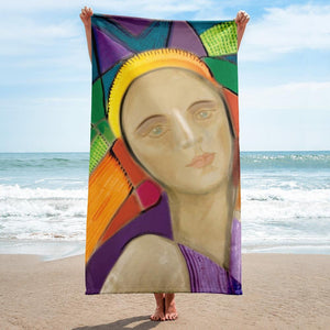 Default Title Eva model | Towel Kadance Shop