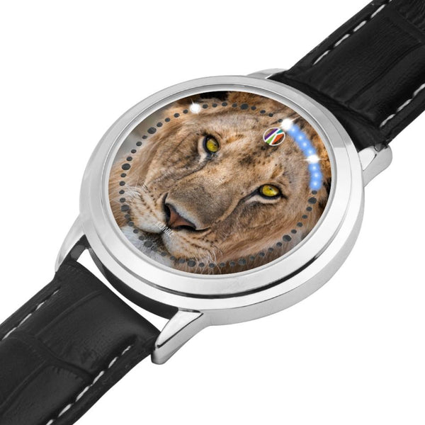Lioness Face Watch for Her | Kadance Shop JetPrint Fulfillment