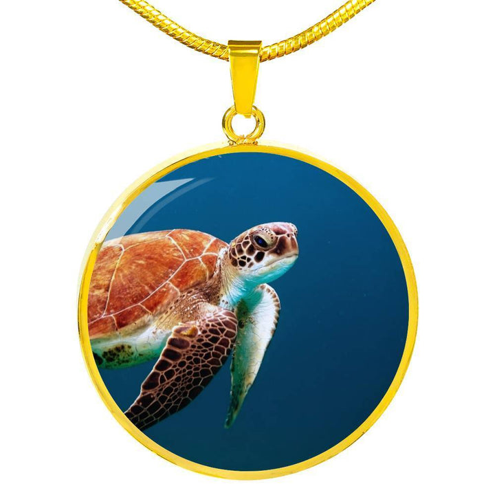 Jewelry Luxury Necklace | Sea Turtle ShineOn Fulfillment