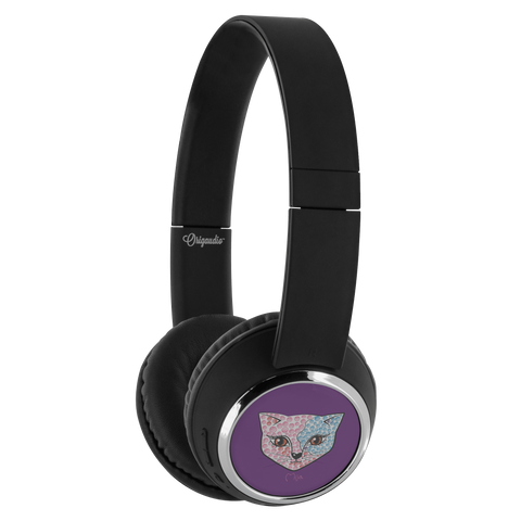 Headphones Headphones Mija Cat | Beepop Bluetooth Headphones teelaunch
