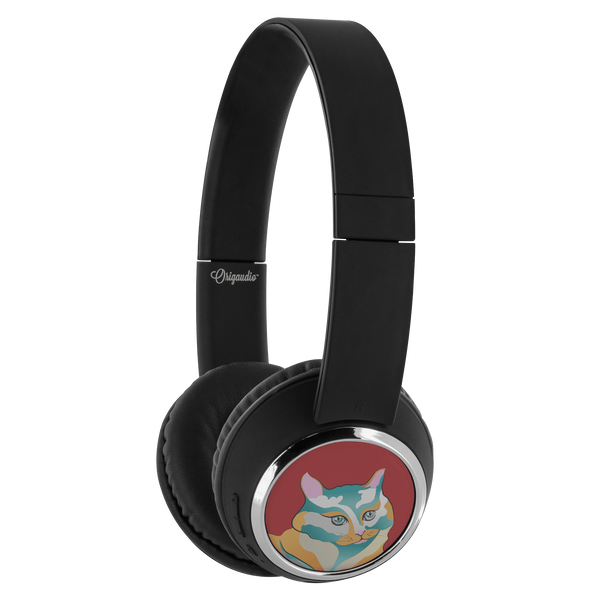 Headphones Headphones Percival Cat | Beebop Bluetooth Headphones teelaunch