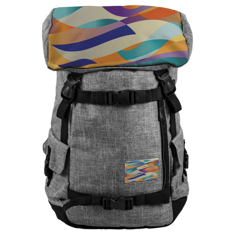 Backpack backpack Percival World | Penryn Backpack teelaunch