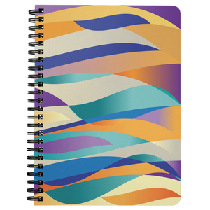 Journals Spiral Notebook Percival World | Spiral Notebook teelaunch