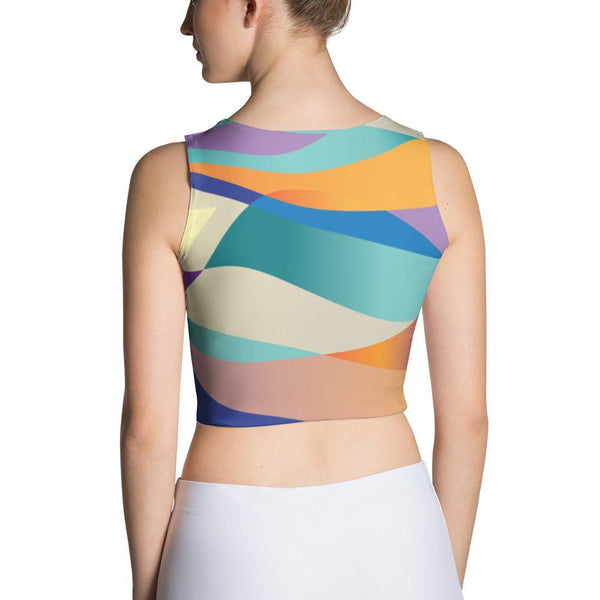 Percival World | Sublimation Cut & Sew Crop Top Kadance Shop