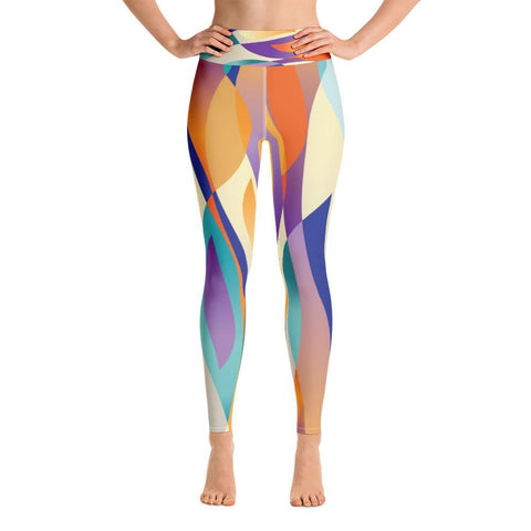 XS Percival World | Yoga Leggings Kadance Shop