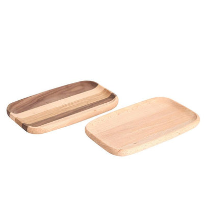 WOODEN PLATE - livealifehome