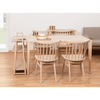 RATORE 135 WOODEN DINING TABLE