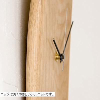WOODEN WALL MOON CLOCK - livealifehome