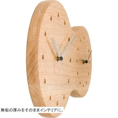 WOODEN WALL WORLD CLOCK