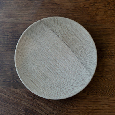 WOODEN CIRCLE PLATE - livealifehome