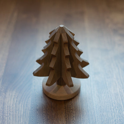 WOODEN CHRISTMAS TREE - livealifehome
