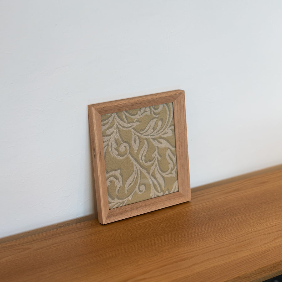 WOODEN SQUARE PHOTO FRAME