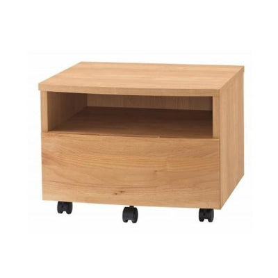 HOTTA SIDE CABINET ON WHEELS - livealifehome